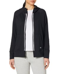 Under Armour W Rival Terry Taped Fullzip Hoodie - Black
