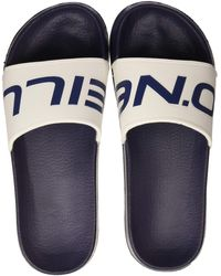 O'neill Sportswear Herren Fm Slidewell Sandals Zehentrenner - Blau