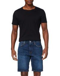 "Levi's 502 Taper Shorts 10"" Pantalones Cortos - Azul"