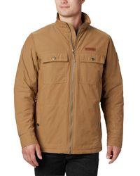 Columbia - Wheeler Lodge Casual Jacket - Lyst