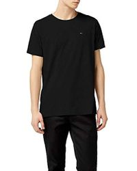Tommy Hilfiger Uomo Original Jersey T-shirt Maniche corte - Nero