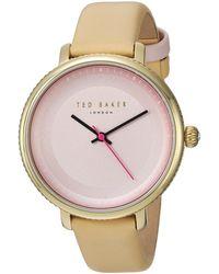 Ted Baker 10031530 Orologio da polso donna - Rosa