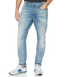 G-Star RAW D-staq 3d Slim Jeans - Blue