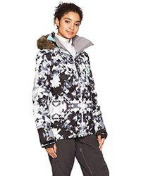 Roxy - Jet Ski Premium Snow Jacket - Lyst