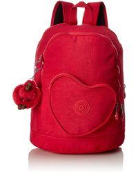 Kipling - Heart Backpack - Lyst