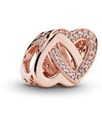 PANDORA Abalorios Mujer plata - 781880CZ - Rosa
