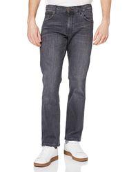 Wrangler Greensboro Jeans Straight - Nero