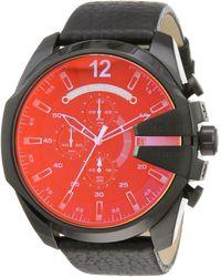 DIESEL - Orologio Cronografo Quarzo Uomo con Cinturino in Acciaio Inossidabile DZ4323 - Lyst