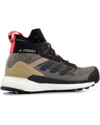 adidas Oudoor Terrex Free Hiker Boots M Brown - Multicolour