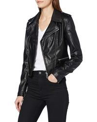 Guess Khloe Quilted Jacket - Black