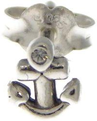 PANDORA Orecchini a perno Argento sterling Non applicabile - 298536C01 - Metallizzato