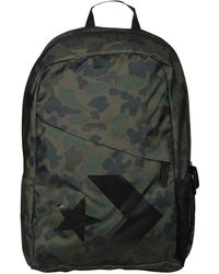 Converse - Speed Backpack 10006641-a02 Messenger Bag 42 Centimeters 21 Green - Lyst