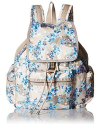 LeSportsac - Essential 3 Zip Voyager Backpack - Lyst