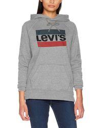 Levi's - Sportswear hoodie - Lyst