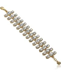 Juicy Couture Gemstone Bracelet - Metallic