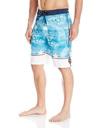 Rip Curl - Mirage Mapped Out Boardshort - Lyst