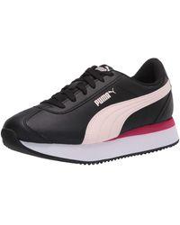 PUMA Turin Platform Sneaker - Noir