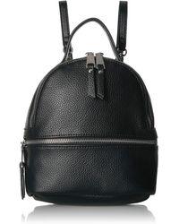 Steve Madden Womens Bjacki Backpack - Black