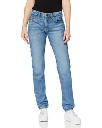 Pepe Jeans - Mable Jeans Straight - Lyst