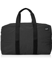 14ec4a9136 Lyst - Jack Spade Packable Graph Check Duffel Bag in Brown for Men
