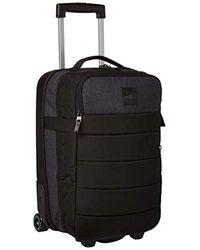 Quiksilver New Horizon Luggage - Black