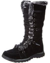 Skechers Grand Jams Unlimited Boot - Black