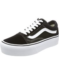 Vans Sneakers En Daim Old Skool Anaheim - Noir