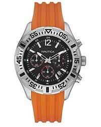 Nautica Horloge 8.4341E+12 - Orange