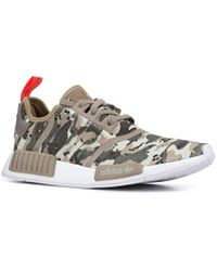 0db874c66918e adidas Nmd_r1 in Brown for Men - Lyst