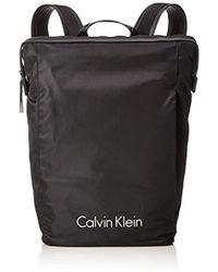 Calvin Klein - Herren Blithe Backpack Schultertasche, Schwarz (Black), 15x46x28 cm - Lyst