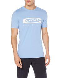G-Star RAW - Graphic 4 Camiseta - Lyst