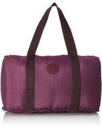 Kipling Honest Pack Luggage 1 L Dark Plum - Violet