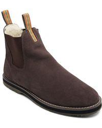Quiksilver Bogan Snow Boot - Brown