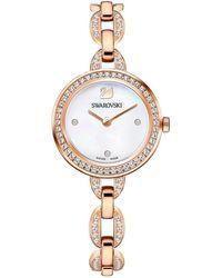 Swarovski Orologi orologio Aila mini Lady Watch 5253329 - Metallizzato
