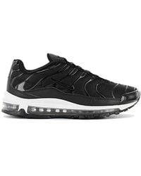the latest f18d2 afe84 Air Max 97 Plus Black/white Trainers