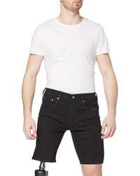 Levi's 204 Standard Pantalones Cortos - Negro