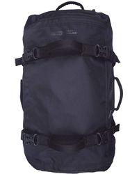 Mountain Warehouse Organiser Pocket Duffle Bag - For Travelling - Black