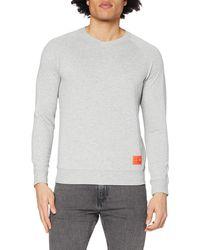Calvin Klein L/s Sweatshirt - Grey