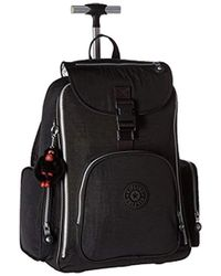 Kipling - Luggage Alcatraz Solid Laptop Wheeled Backpack - Lyst