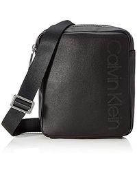 Calvin Klein Borsello Uomo K50K505466 Nero