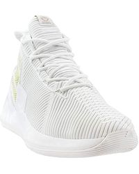 pretty nice 363c1 88799 Eqt Support Mid Adv Pk Originals Running Shoe - Black