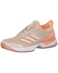 adidas Adizero Ubersonic 3 W Tennis Shoes - Multicolour