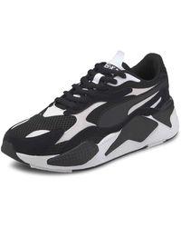 PUMA X3 Sneakers Donne Nero/Bianco - 38 - Sneakers