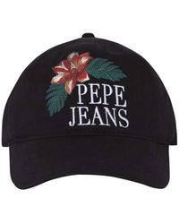 Pepe Jeans Casquette Hattie Noir U Noir