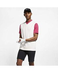 Nike Dri-fit Golf Jumper Vest - Multicolour
