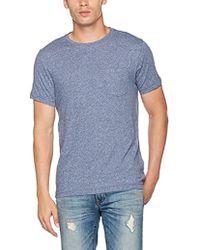 Tommy Hilfiger - Classic Htr C-nk Tee S/s Rf T - Shirt - Lyst
