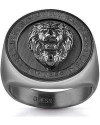 Guess Umr29000-64 Ring Umr29000-64 - Metallic