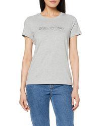 Marc O'polo 907229351083 T-shirt - Grey