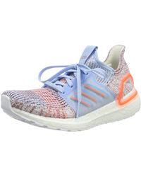adidas Chaussure Ultraboost 19 - Bleu