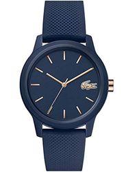 Lacoste Reloj de Pulsera 2001067 - Azul